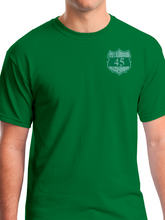 Load image into Gallery viewer, Officer Miktarian St. Patrick's Day Tribute Unisex T Shirt