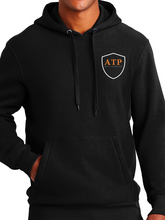 Load image into Gallery viewer, ATP Unisex Midweight Hooded Pullover Sweatshirt