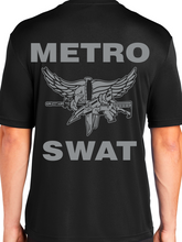 Load image into Gallery viewer, Metro SWAT PosiCharge Competitor Tee