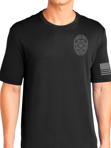 Metro SWAT PosiCharge Competitor Tee