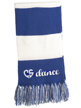 Load image into Gallery viewer, CS Dance Heart Spectator Scarf