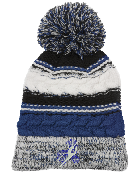 CSDS Snow Dancer Pom Pom Team Beanie