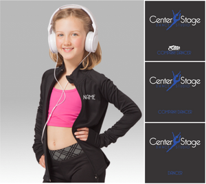 Center Stage Custom Studio Jacket