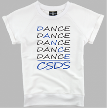 Load image into Gallery viewer, Dance CSDS Sweetheart Sweatshirt