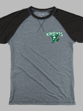 Load image into Gallery viewer, Nordonia Knights Men's Chest Logo Double Play T
