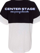 Load image into Gallery viewer, CS Dance Heart Short Sleeve T Shirt - Custom Back