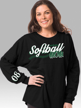 Load image into Gallery viewer, Softball Mom Pom Pom Jersey