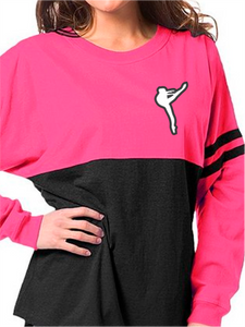 Footnotes Dancer Pom Pom Jersey