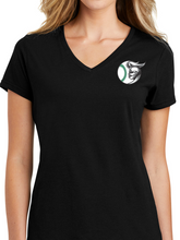 Load image into Gallery viewer, Nordonia Women's Baseball V Neck