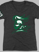 Load image into Gallery viewer, Nordonia Knights Custom Triblend V-Neck T Shirt