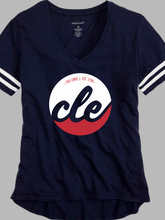 Load image into Gallery viewer, CLE The Land Women's Sporty Slub T