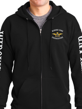 Load image into Gallery viewer, Widows Sons Vest Zip Up Hoodie
