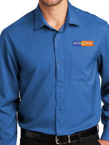 Blue Canyon - Performance Staff Shirt