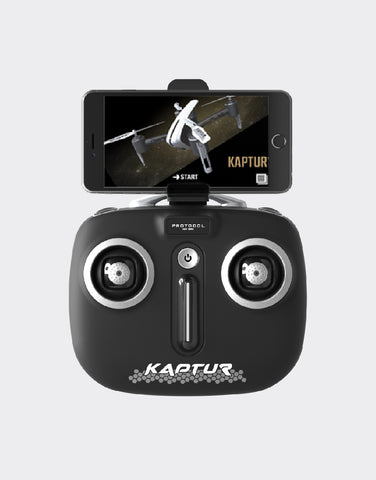 Kaptur GPS™ Wi-Fi Drone with VR Headset & HD Camera