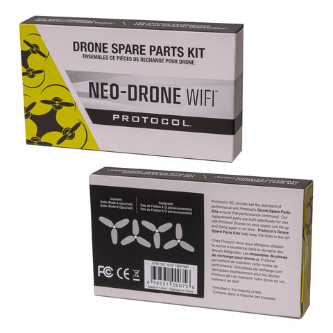Neo-Drone WIFI™ SPARE PARTS KIT