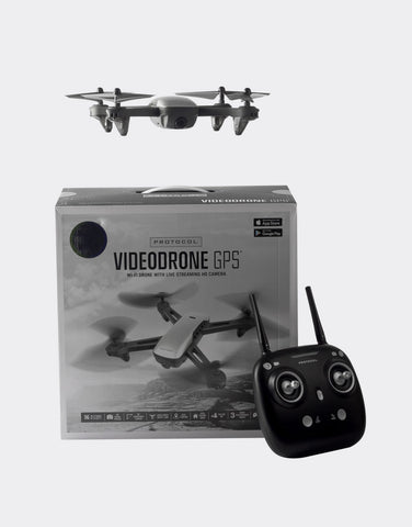 VideoDrone GPS Wi-Fi Drone with Live Streaming HD Camera
