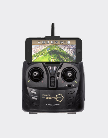 Dronium Zero Drone with Live Streaming Camera