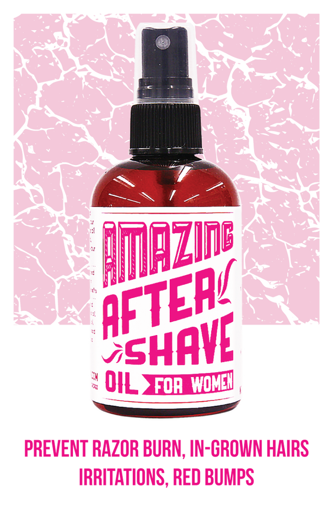 Amazing After Shave Oil