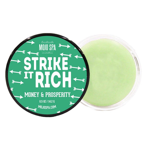 Strike It Rich Lip Balm for Money & Prosperity Product