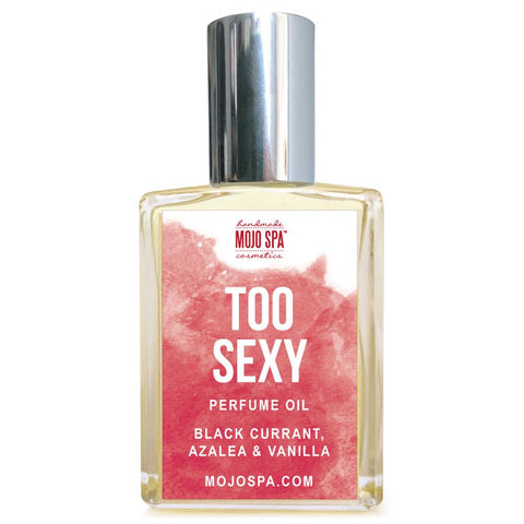 Too Sexy Perfume Oil Product