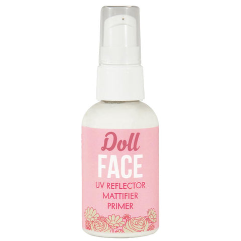 Doll Face Primer + Mattifier + UV Reflector Product