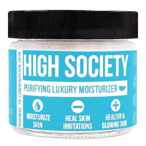 High Society Purifying Luxury Moisturizer