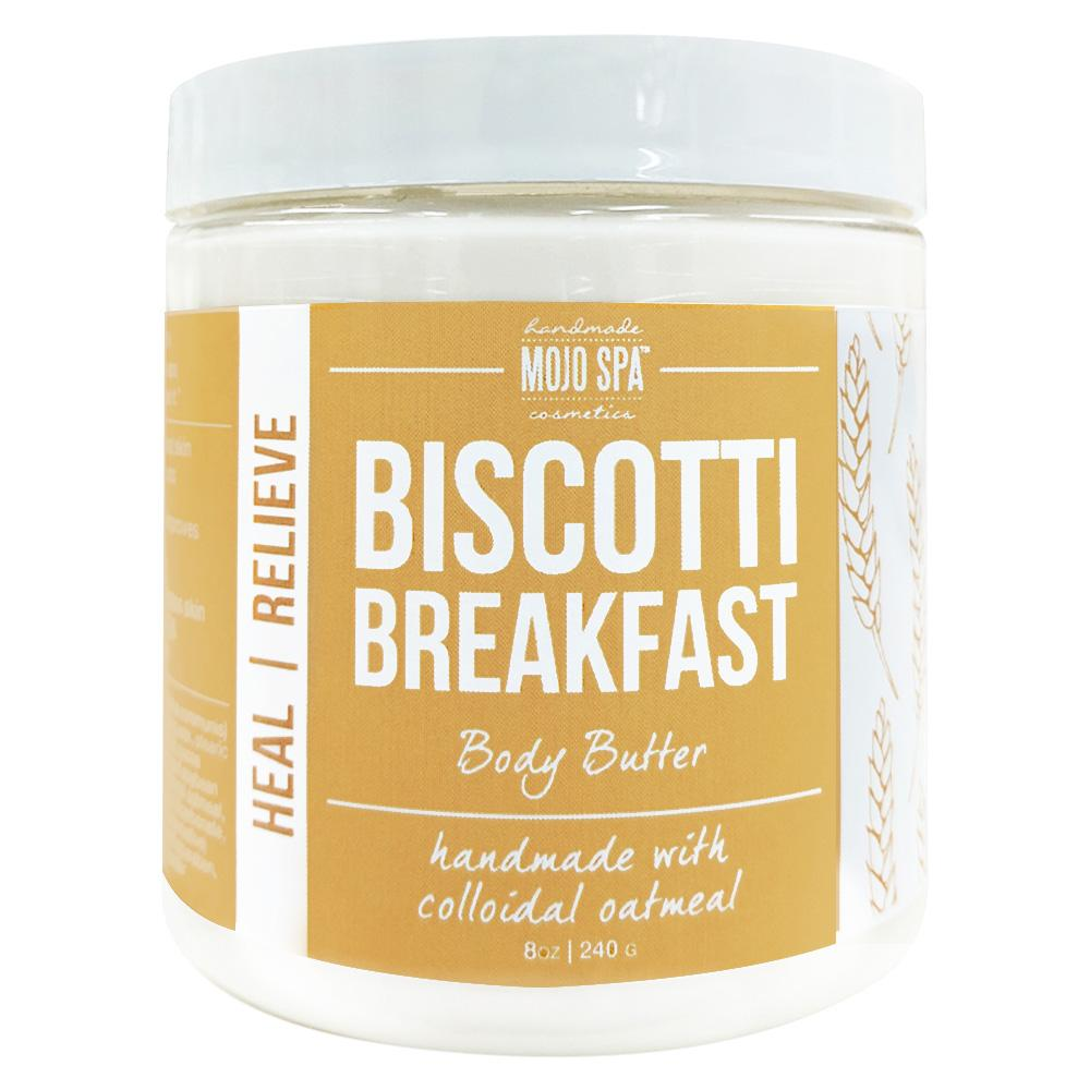 Biscotti Breakfast Body Butter Product