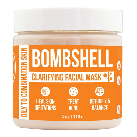 Bombshell Clarifying Facial Mask Product
