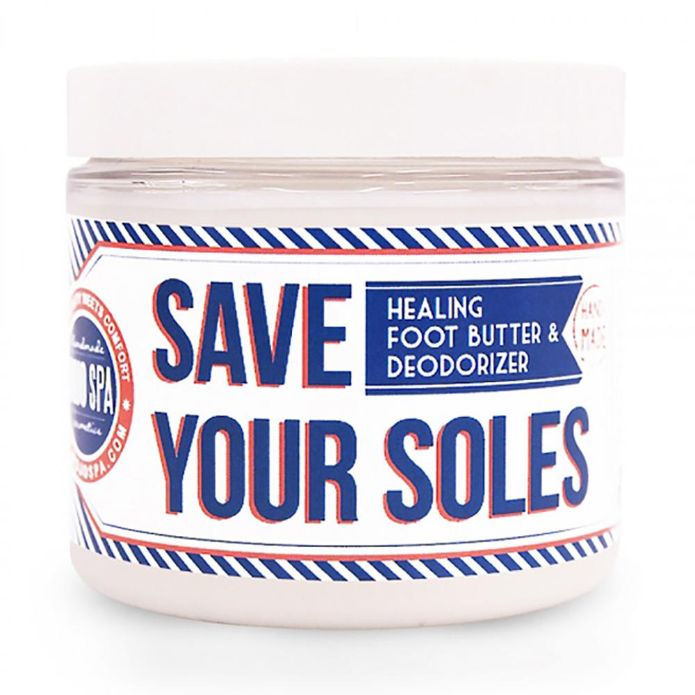 Save Your Soles Healing Foot Butter & Deodorizer