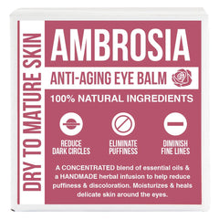 Ambrosia Anti-Aging Eye Balm Product