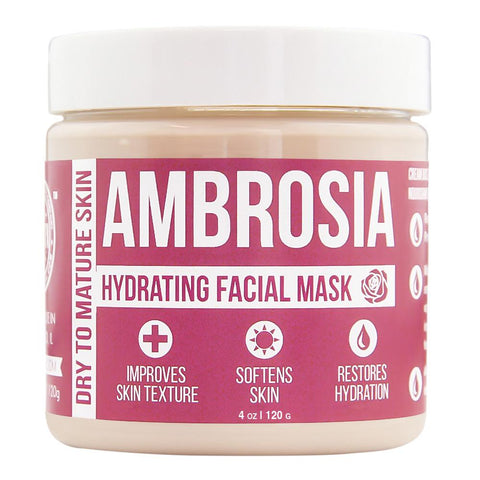 Ambrosia Hydrating Facial Mask Product