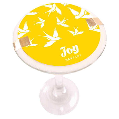 Joy Martini Soy Massage Candle Product