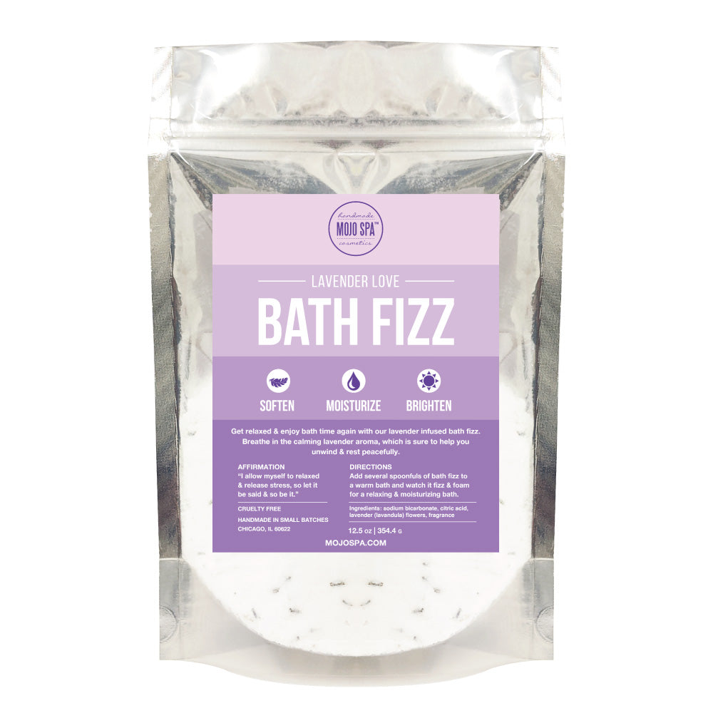 Lavender Love Bath Fizz