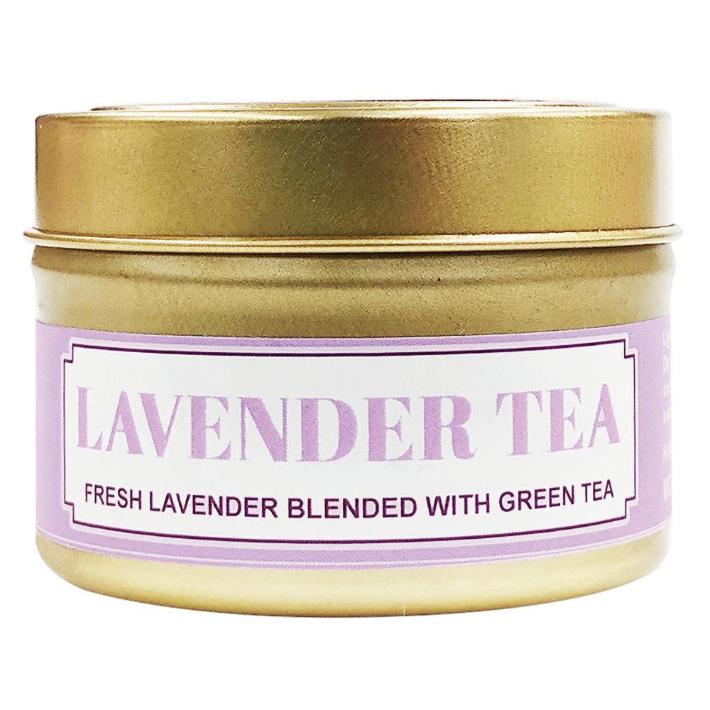 Lavender Tea Soy Massage Candle Product