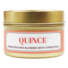Quince Soy Massage Candle Product