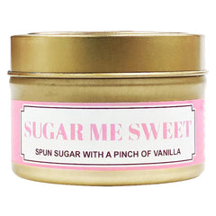 Sugar Me Sweet Soy Massage Candle Product