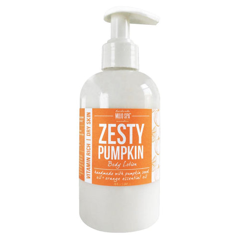 Zesty Pumpkin Body Lotion Product