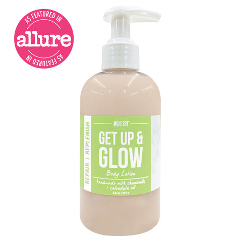 Get Up & Glow Body Serum