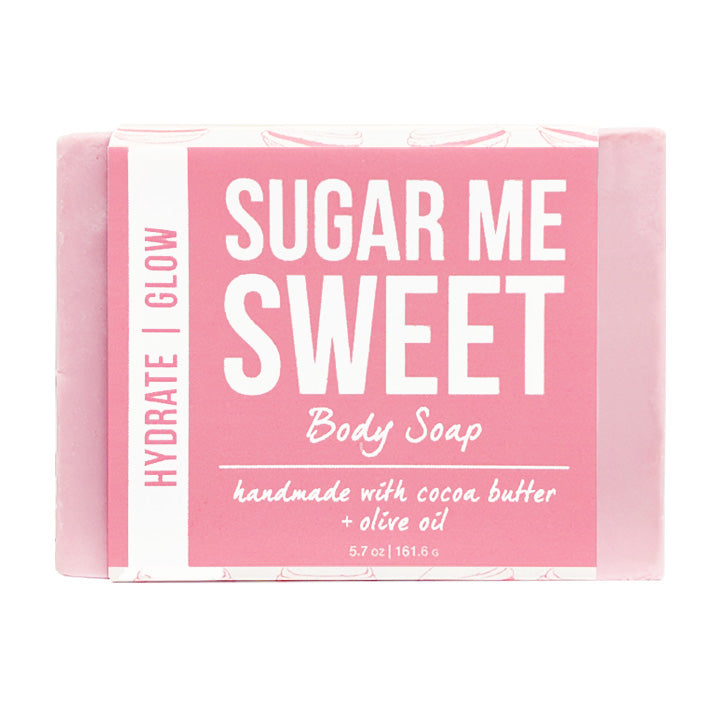 Sugar Me Sweet Body Soap