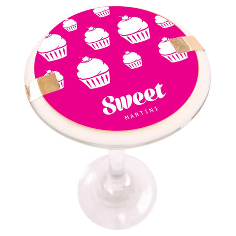 Sweet Martini Soy Massage Candle Product