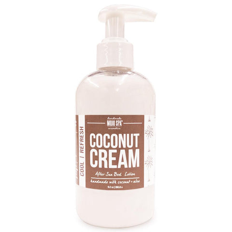 Coconut Cream After Sun Body Lotion Product