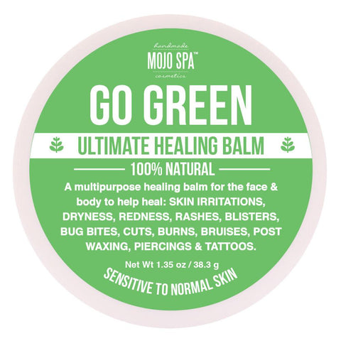 Go Green Ultimate Healing Balm Product
