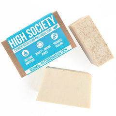 High Society Purifying Facial Soap Product