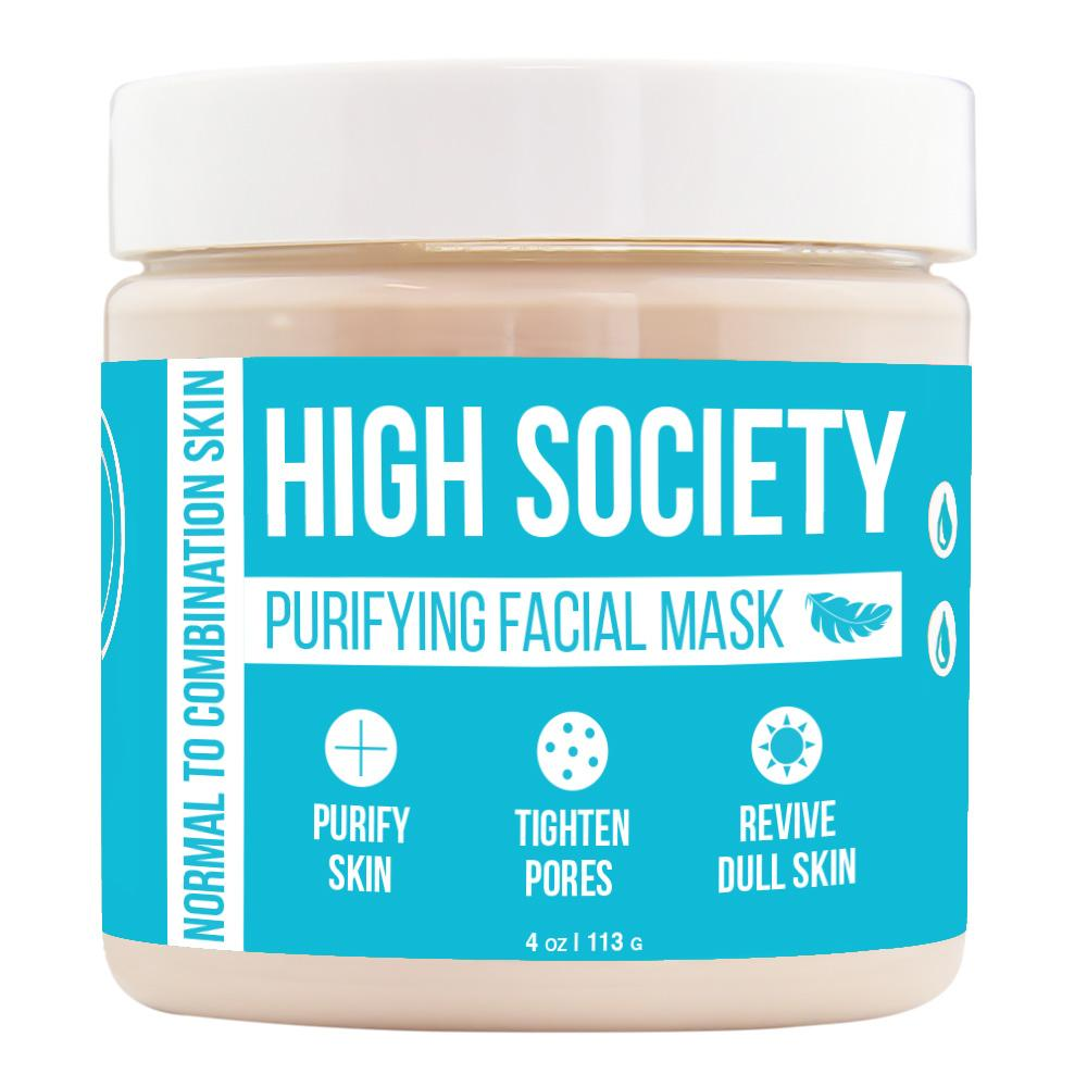 High Society Purifying Facial Mask Product
