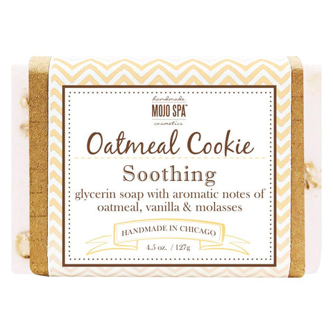 Oatmeal Cookie Body Soap Product