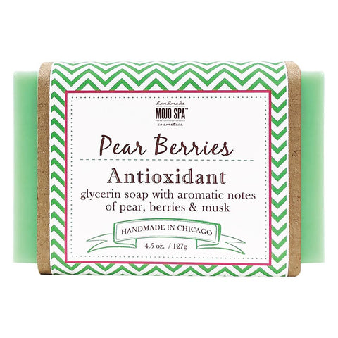 Pear Berries Body Soap Product