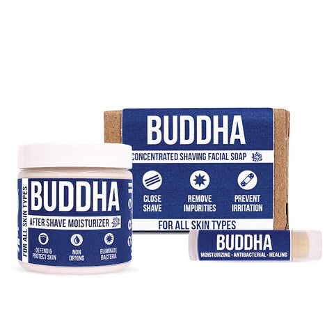 Buddha Skincare Kit for Men Product