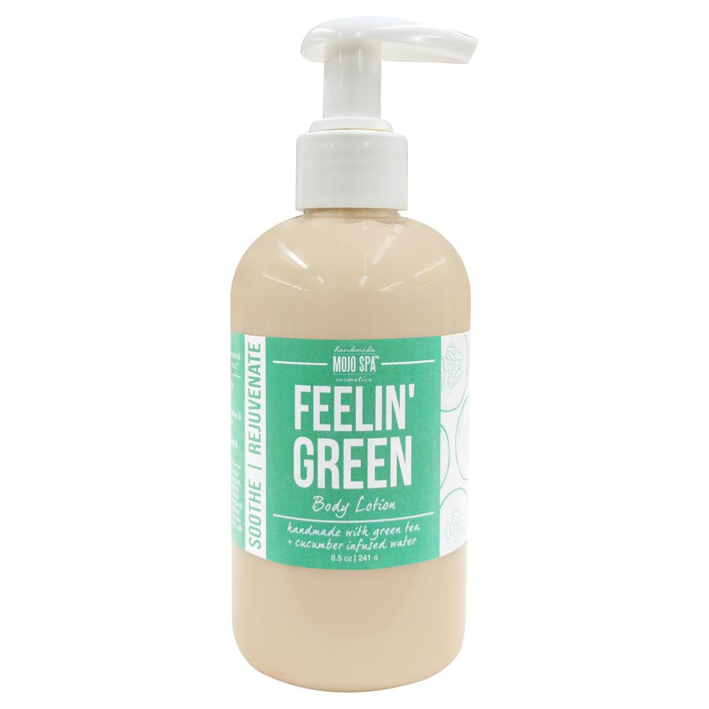 Feelin Green Body Lotion Product