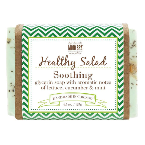 Healthy Salad Body Soap Product