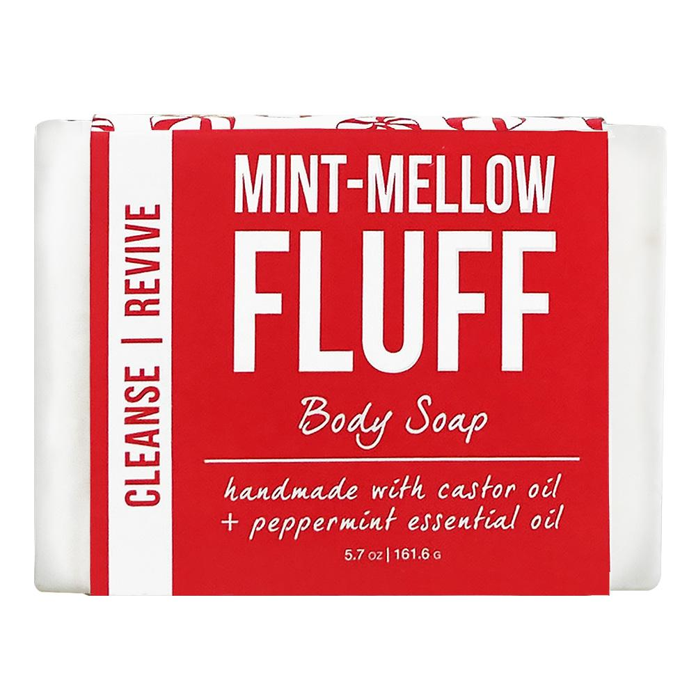 Mint Mellow Fluff Body Soap Product